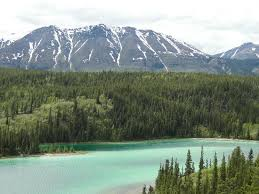 mountain backdrop mountain backdrop picture of emerald lake whitehorse tripadvisor