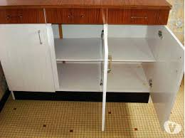 buffet bas cuisine buffet bas cuisine buffet bas formica portes et tiroirs with