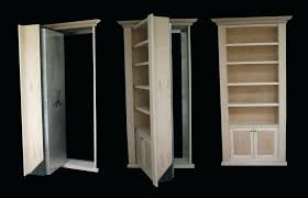 Secret Door Bookcase Bookcase Diy Hidden Door Hinge System Secret Bookcase Door Hinge