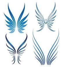 12 wings designs hair n wing