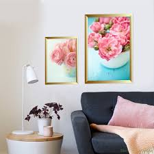 Wall Paintings For Living Room Compare Prices On Flowers Wall Painting Online Shopping Buy Low