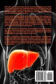 leberschwäche symptome leber galle entgiften gesund fit mit der natürlichen