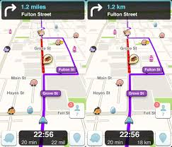 Commute Map Gamify Your Commute Waze Drops Easter Eggs All Over The Road