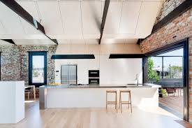 Home Design For Extended Family by Converted Warehouse In Fitzroy Creates A Home For An Extended Family