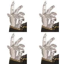 Michael Jackson Halloween Costume Kids Michael Jackson Glove Kids Ebay