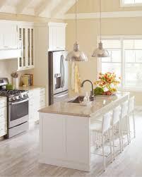 Corian Savannah Countertop Select Your Kitchen Style Martha Stewart