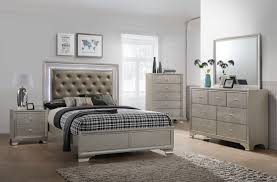 glam bedroom led glam bedroom furniture sets
