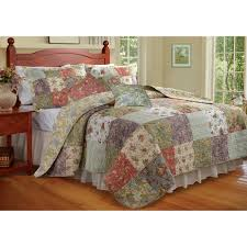 Bedspreads King Greenland Home Fashions Blooming Prairie 2 Piece Bedspread Set