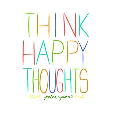 free printable think happy thoughts a waltz through disney a