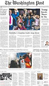 The Washington Post – November 22 2017