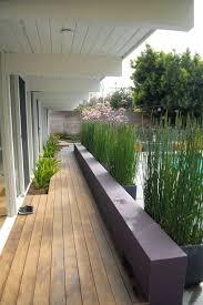 mid century modern outdoor mid century modern outdoor planters