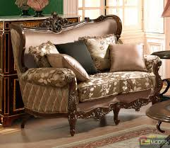 luxurious traditional style formal living room furniture set zhd 03