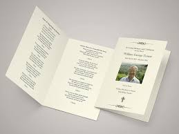 Funeral Programs Order Of Service 100 Create Funeral Programs Recent Blog Posts Elegant