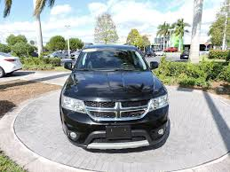 dodge journey 2016 2016 used dodge journey fwd 4dr sxt at royal palm nissan serving