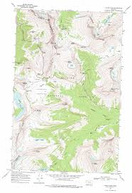 Logan Utah Map by Logan Pass Topographic Map Mt Usgs Topo Quad 48113f6