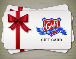 restaurant gift cards online g m restaurant lounge g m online gift card