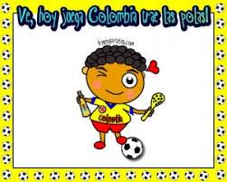 imagenes chistosas hoy juega colombia imágenes de hoy juega mi selección colombia