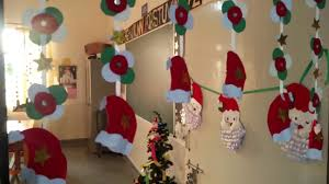 Christmas Class Decorations