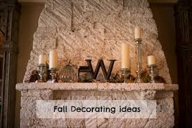 Decorating With Fall Leaves - embracing fall and decorating with fall leaves a grateful life