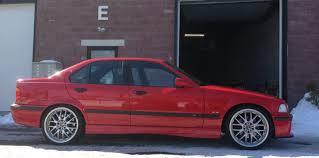 Bmw M3 1997 - bmw e36 m3 sedan