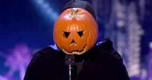 Pumpkin Meme - meme famous dancing pumpkin man returns to america s got talent