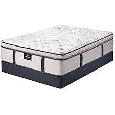 Most Comfortable Queen Mattress Amazon Com Serta Perfect Sleeper Super Pillow Top Mattress Cool