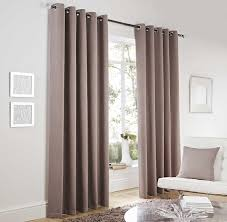 Eyelet Curtains Lincoln Luxury Heavyweight Lined Eyelet Curtains Ready Made Ring