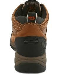 womens hiking boots ariat s terrain hiking boots sheplers