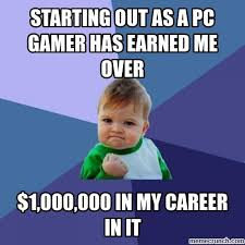 It Guy Meme - gamer it guy