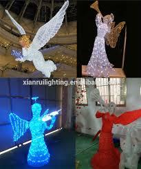 lighted angel christmas decoration lighted christmas acrylic angel lighted christmas acrylic angel