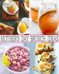 ideas for a brunch fabulous s day brunch recipes home