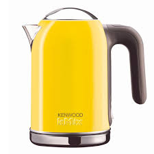 Kenwood Kettle And Toaster Kenwood Kmix Jug Kettle Sjm028 Yellow Kenwood Kettle Review