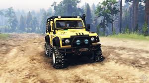 jeep land rover land rover for spintires download for free