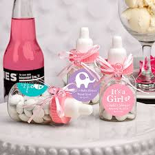 baby shower bottle favors great baby shower favors personalized mini baby bottle free assembly