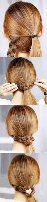 tutorial mengikat rambut kepang 1000 gambar tentang braids n buns di pinterest rambut anak