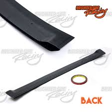 truck rear window guard fit 00 05 lexus is300 rear window roof visor spoiler sun guard