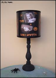 Lamp Shade Halloween Costume 142 Spooky Shades Images Lamp Shades Table
