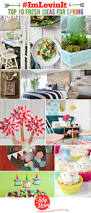 Diy Spring Projects by 10 Fresh Spring Home Projects