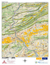 Pennsylvania Map by Pennsylvania Wind Maps St Francis University