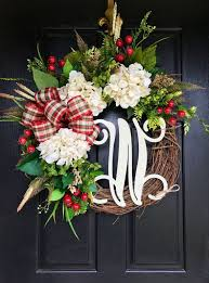 Front Door Decorations For Winter - best 25 christmas door wreaths ideas on pinterest diy door
