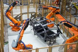 bmw factory assembly line why workers don u0027t need to fear technological change income
