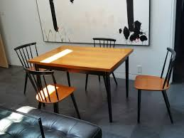 anyone know the designer of this farstrup chairs and table set