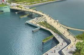 providence river pedestrian bridge original design inspirations