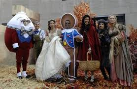 Fairytale Halloween Favorites Matt Lauer Drag Hoda Yoda Relive 20 Halloween