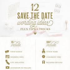 save the date wording 12 save the date wording ideas mango muse events
