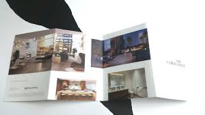 Real Estate Marketing Floor Plans by Custom Book Printing Real Estate Promo Printing Nyc Publicide Inc