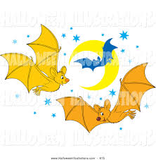 halloween continuous background royalty free flying bat stock halloween designs