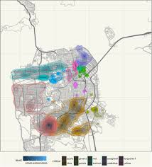 Sf Crime Map San Francisco Crime The Least Family Friendly District Pohnson Info