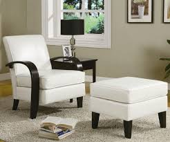 White Accent Chair White Accent Chair With Ottoman I Love Accent Chair With Ottoman