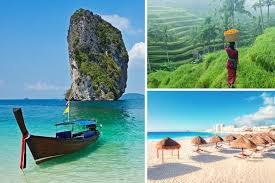 cheap destinations outside of europe for winter sun daily